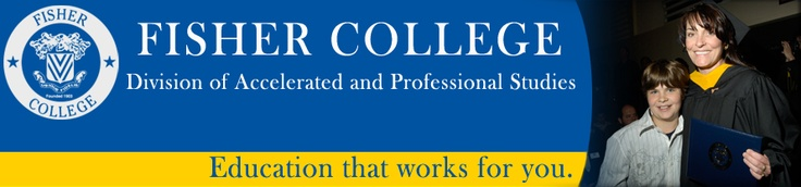 Fisher College offers accelerated and professional studies programs in the Boston area. Learn more: http://www.straighterline.com/partner-colleges/fisher-college.cfm