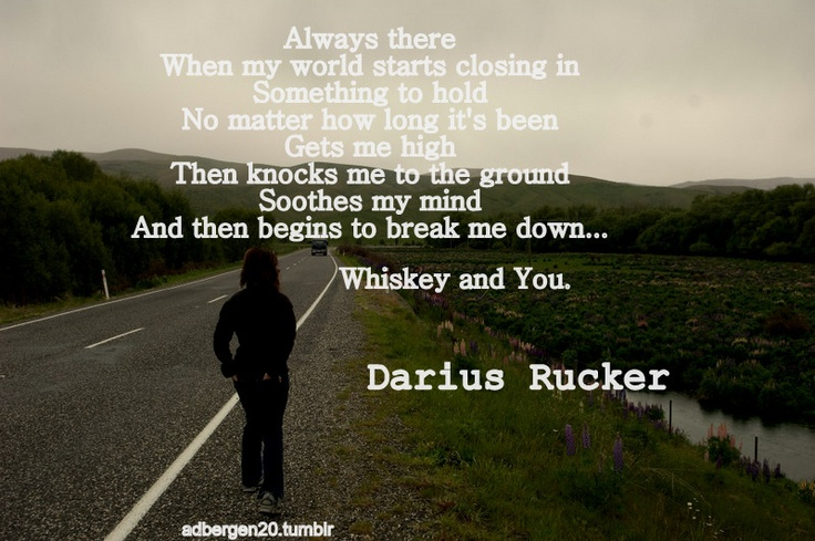 Darius Rucker Lyrics