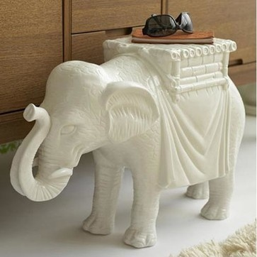 High Quality Elephant Side Table Eclectic Side Tables And Accent Tables