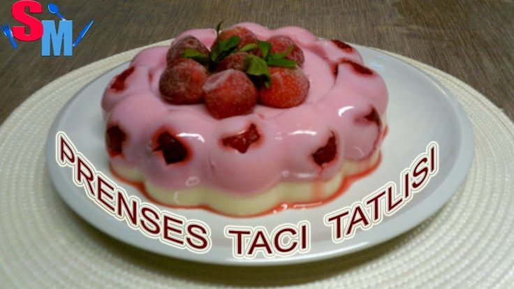 Prenses Tacı Tatlısı Tarifi Nasıl yapılır Sibelin mutfağı ile yemek tari...