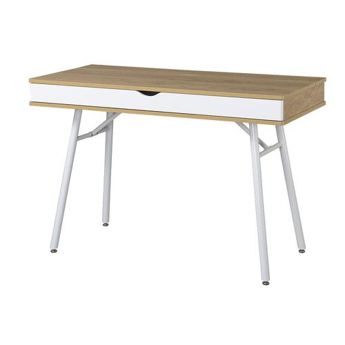 Found it at Wayfair - Computer Desk Workstation with Cord Management and Storage