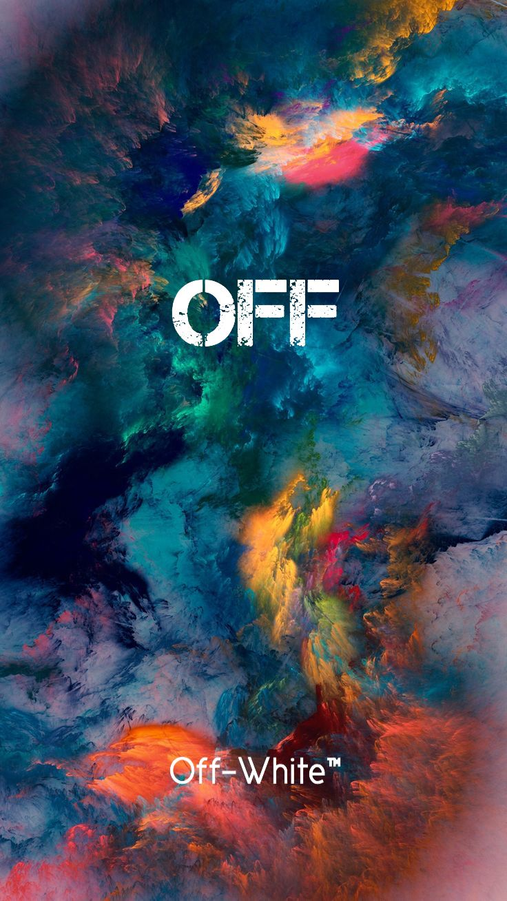 Off-White iPhone wallpaper