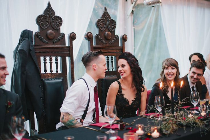 Gorgeous Themed Victoria Wedding At Sea Cider Farm via Rocky Mountain Bride