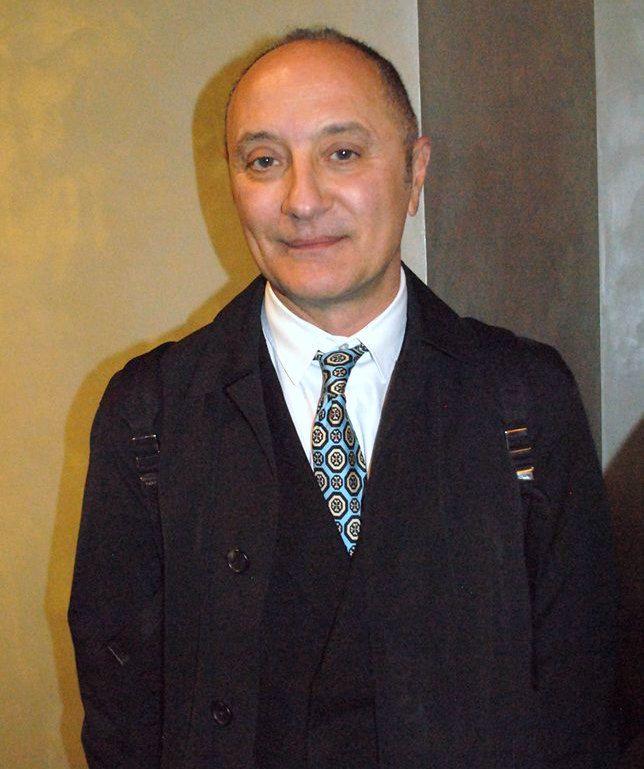 Michele Ciavarella, fashion critic del Gruppo RCS