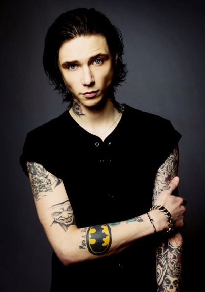 Andy>>>>the cheekbones though! How could you not mention that!