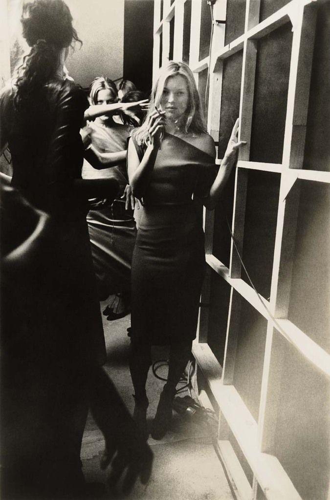 Sante D'Orazio 'Kate Moss'  at Versus by Donatella Versace