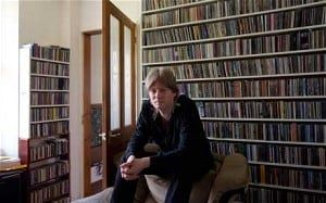 Michel Faber at home in the Scottish Highlands
