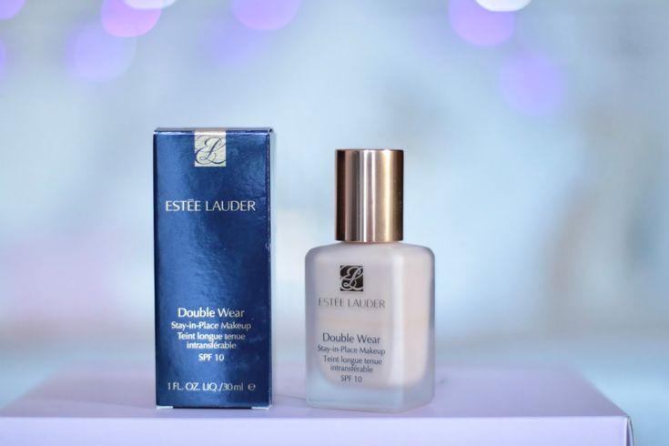 Estee Lauder Double Wear - Podkład idealny ? | Ela Lis Make-Up