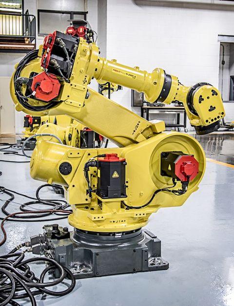 FANUC R-2000iA/200F RJ3iB | Machines - industrial | Fanuc robotics