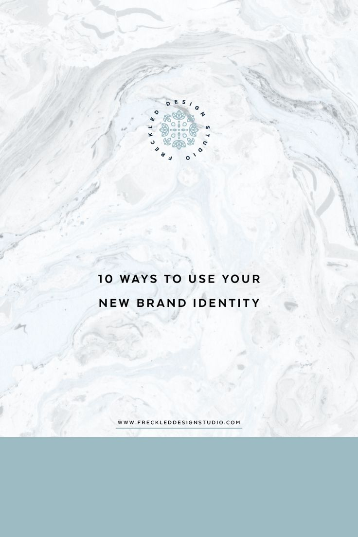 Find out which 10 ways you can use your brand identity to reinforce your brand values and connect with your audience