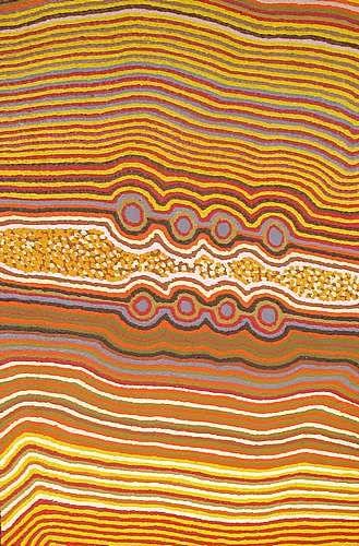 Wangkartu Aboriginal art