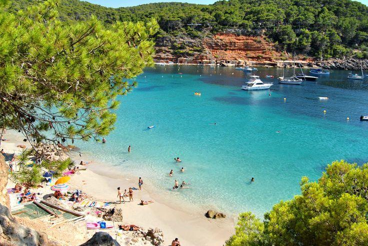 Cala Saladeta  beach
