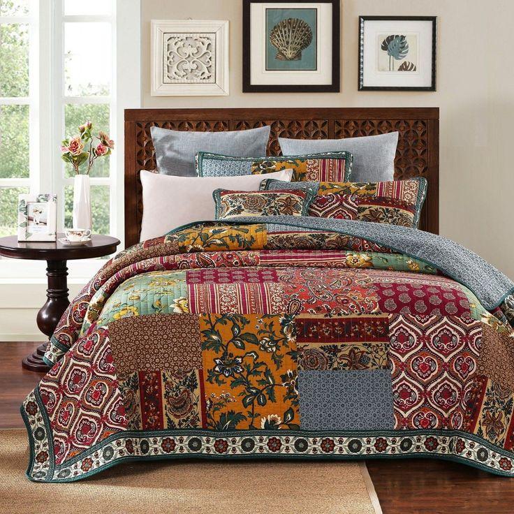 Best 25+ Purple Bedspread Ideas On Pinterest