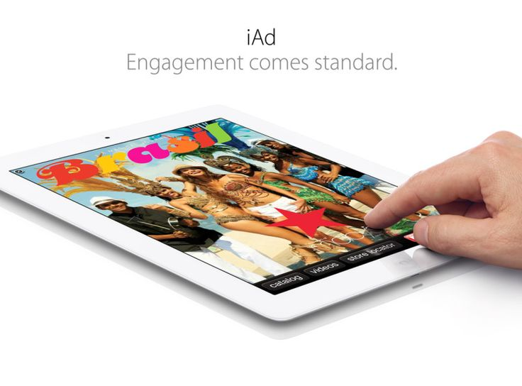 Apple Will Soon Bring Full-Screen Video iAds To iOS Devices -  [Click on Image Or Source on Top to See Full News]
