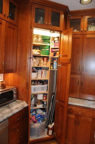 corner kitchen pantry cabinet Best 25+ Corner pantry cabinet ideas on Pinterest | Corner