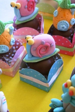 cool sponge bob cake