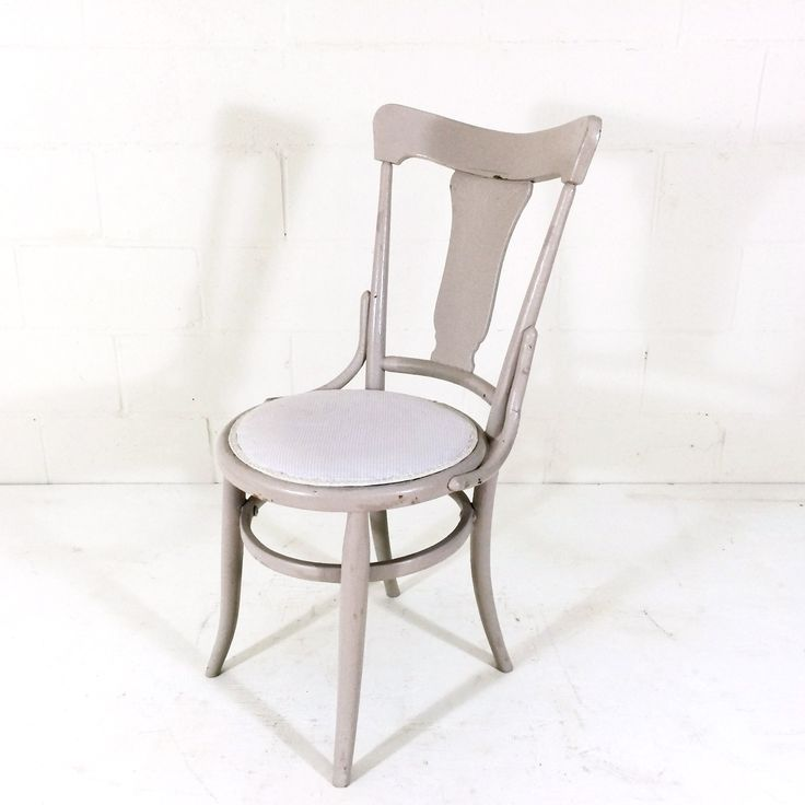 Mauve Pressback Bentwood Chairs x4 $80