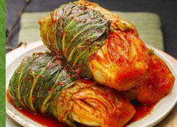 MMM! Kimchi!