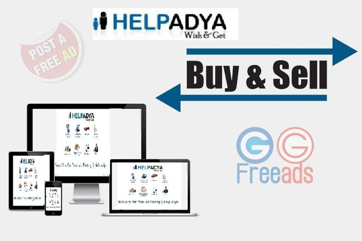 Best Site for Free Ad Posting | Help Adya  Looking for free ad posting site in India? Visit www.helpadya.com free classified ad site to buy or sell your items online. Post free ads for real estate, jobs, cars, mobile, sports, furniture, electronics & appliances, bikes & scooters. Visit Help Adya for best offers and grab the opportunity!