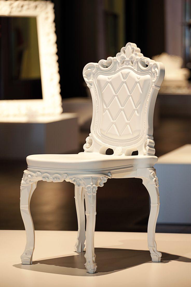 Princess of Love chair, design Moro Pigatti.