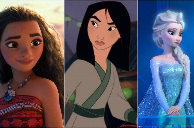 On a classé les films de princesses Disney selon leur féminisme