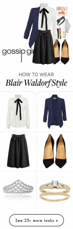 46+  Ideas for style blair waldorf wardrobes