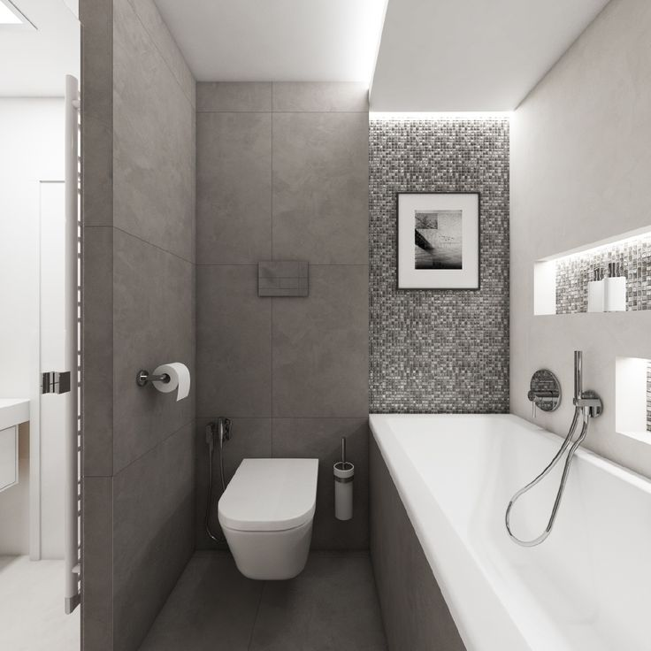 Moderní koupelna PUZZLE | Modern bathroom PUZZLE #bathroom #bathroomdesign #interiordesign #bathroomdecor #luxurybathroom #bathtub #vana #toilet #shower #tiles #mosaic #wood #koupelna #ceramic #grey #bonsai #perfectodesign