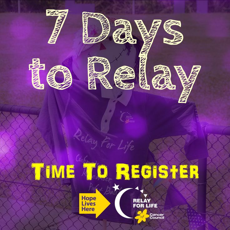 7 Days to Relay