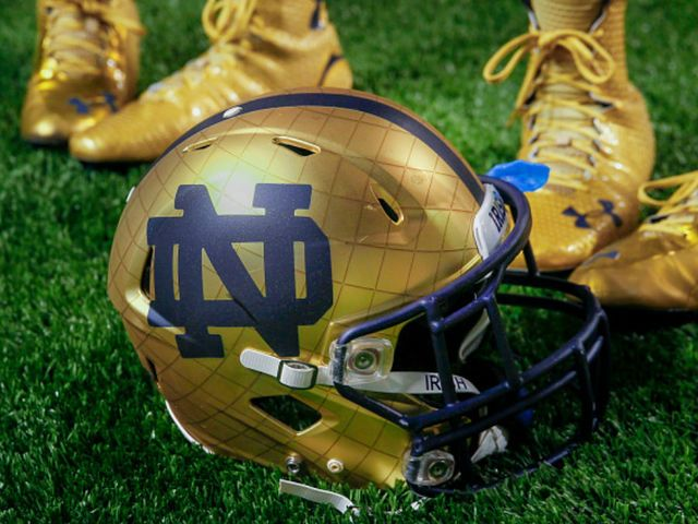 Notre Dame Football: Tom Zbikowski changing his ways | isportsweb
