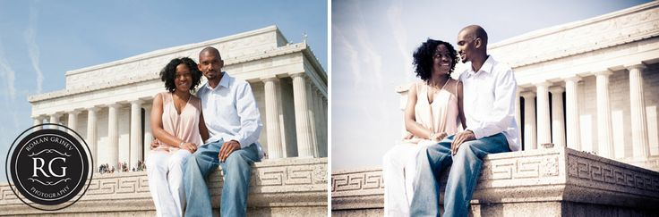 DC engagement session | DC Wedding Photographers | Roman Grinev Photography