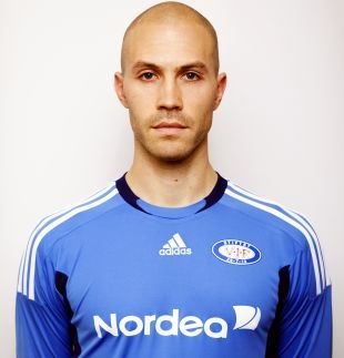 Lars Hirschfeeld.   Squad Number: 1,  Position: Goal Keeper,