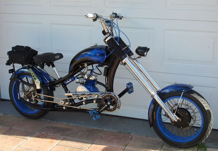 60 best images about motorized bicycles on pinterest for Custom motorized bicycles parts