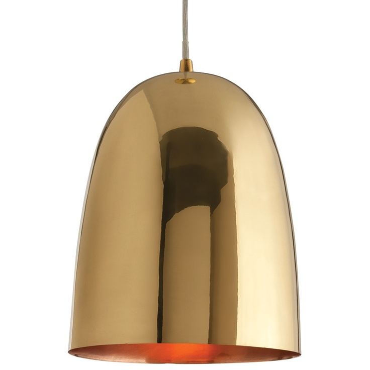 Amazing Arteriors Savoy Large Polised Brass Pendant LightPendant