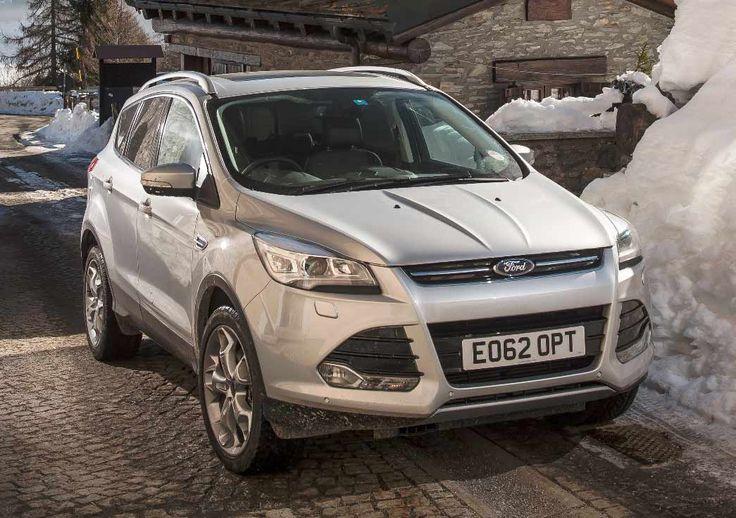 Ford Kuga 2015