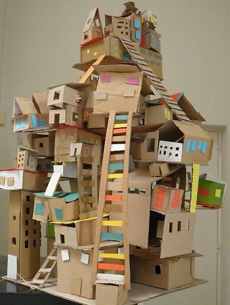 A la manière de Hundertwasser