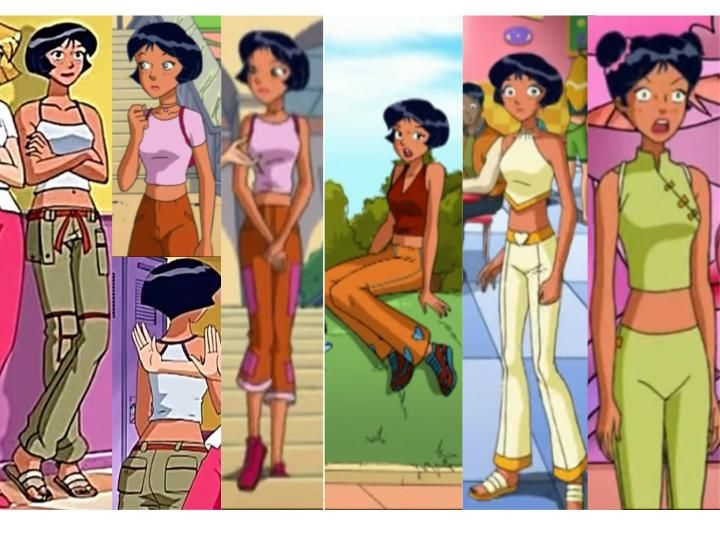 Best 25 totally spies ideas on pinterest spy cartoon dexter cartoon and cartoon characters 90s - Totally spies alex ...