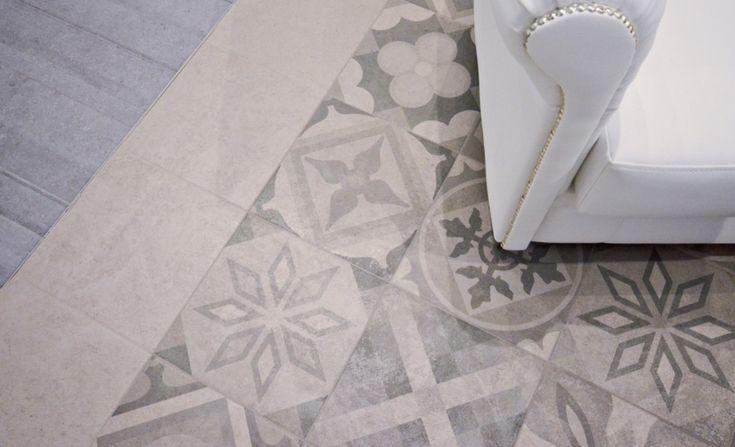 Les motifs carreaux de ciment font leur grand retour - Saint Maclou…