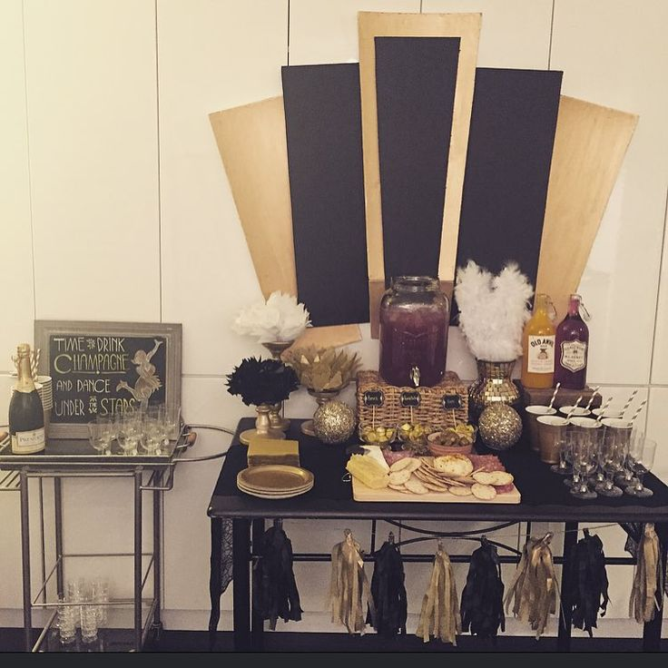 25 best ideas about 1920s party decorations on pinterest for 1920s party decoration speakeasy