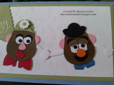 9 best Mr Potato Head images – Mr Potato Head Birthday Card