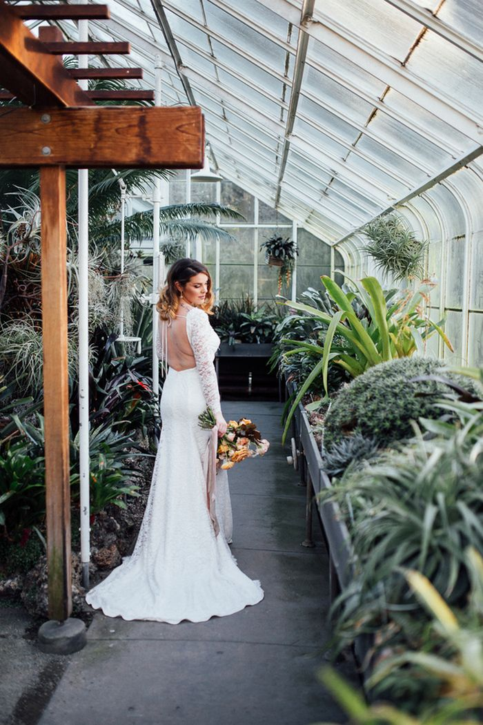 small intimate weddings southern california%0A One Year Anniversary Shoot at Iconic Seattle Conservatory