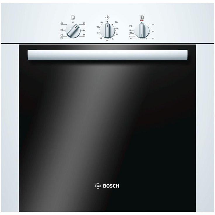 BOSCH - Forno Elettrico da Incasso HBA21B222J Capacità 66 L Ventilato 3D Potenza 2750 W Colore Bianco - ePrice