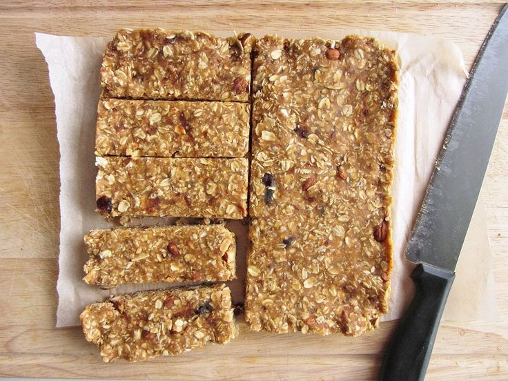 Lentil protein bars- I've made these several times and they are really yummy