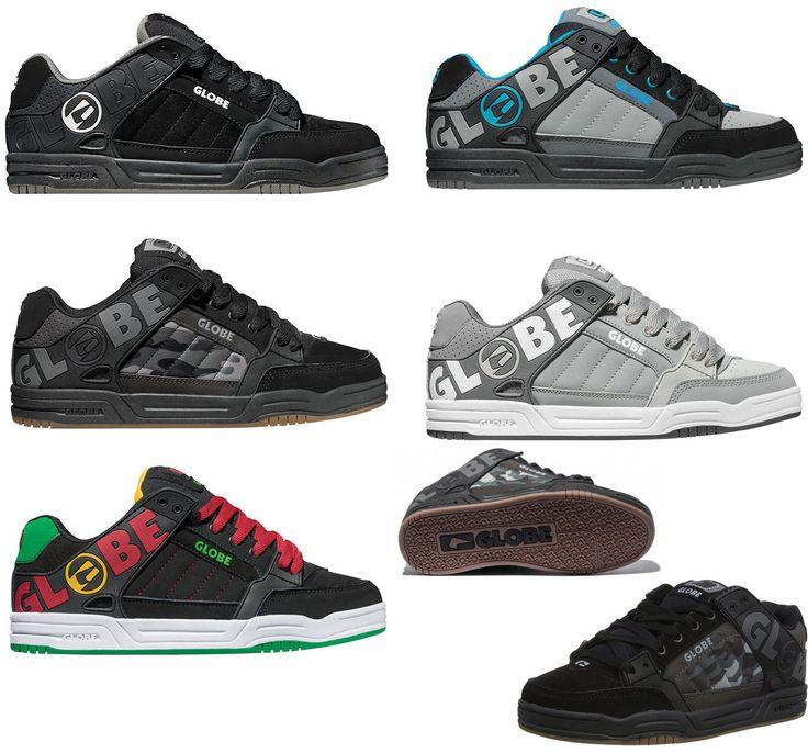 Scarpe Skate Globe Shoes Tilt Black Nero HIP POP Uomo Donna RAP SNEAKERS #globe#sneakers