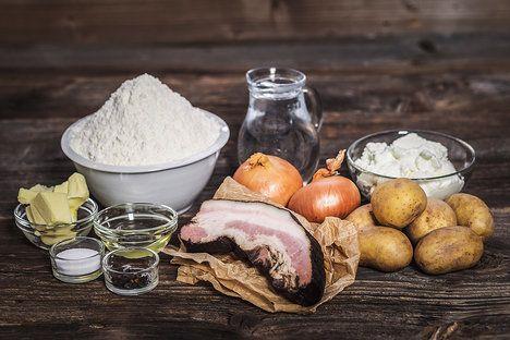 Ingredience máte nejspíš všechny doma... A knedlíčky jsou bezvadné i bez slaniny; Eva Malúšová