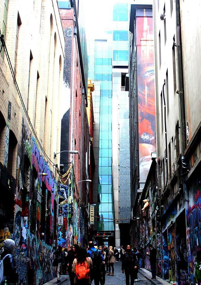 Hoisier Lane, Melbourne