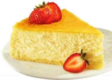 Gluten Free Cheese Cake Juniors