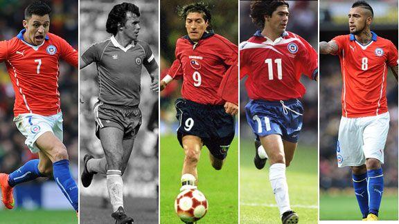 logo seleccion de futbol de chile - Buscar con Google