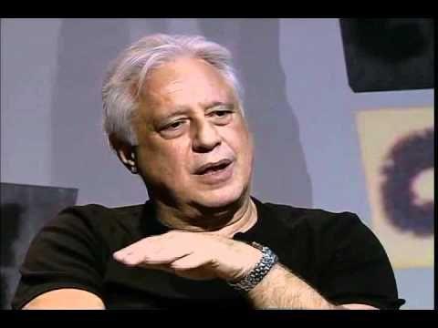 Antônio Abujamra entrevista o ator Antonio Fagundes (bloco 01)