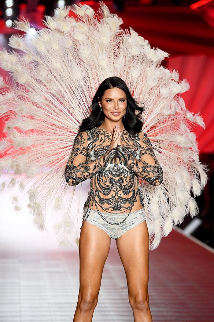 Adriana Lima On Her Favorite Bra Of All Time Celebrities