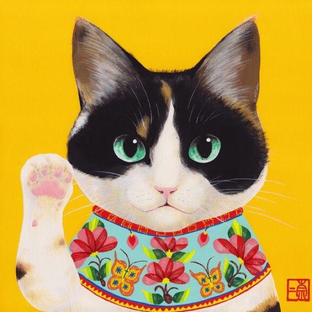 門田奈々 招き猫 スジャータ